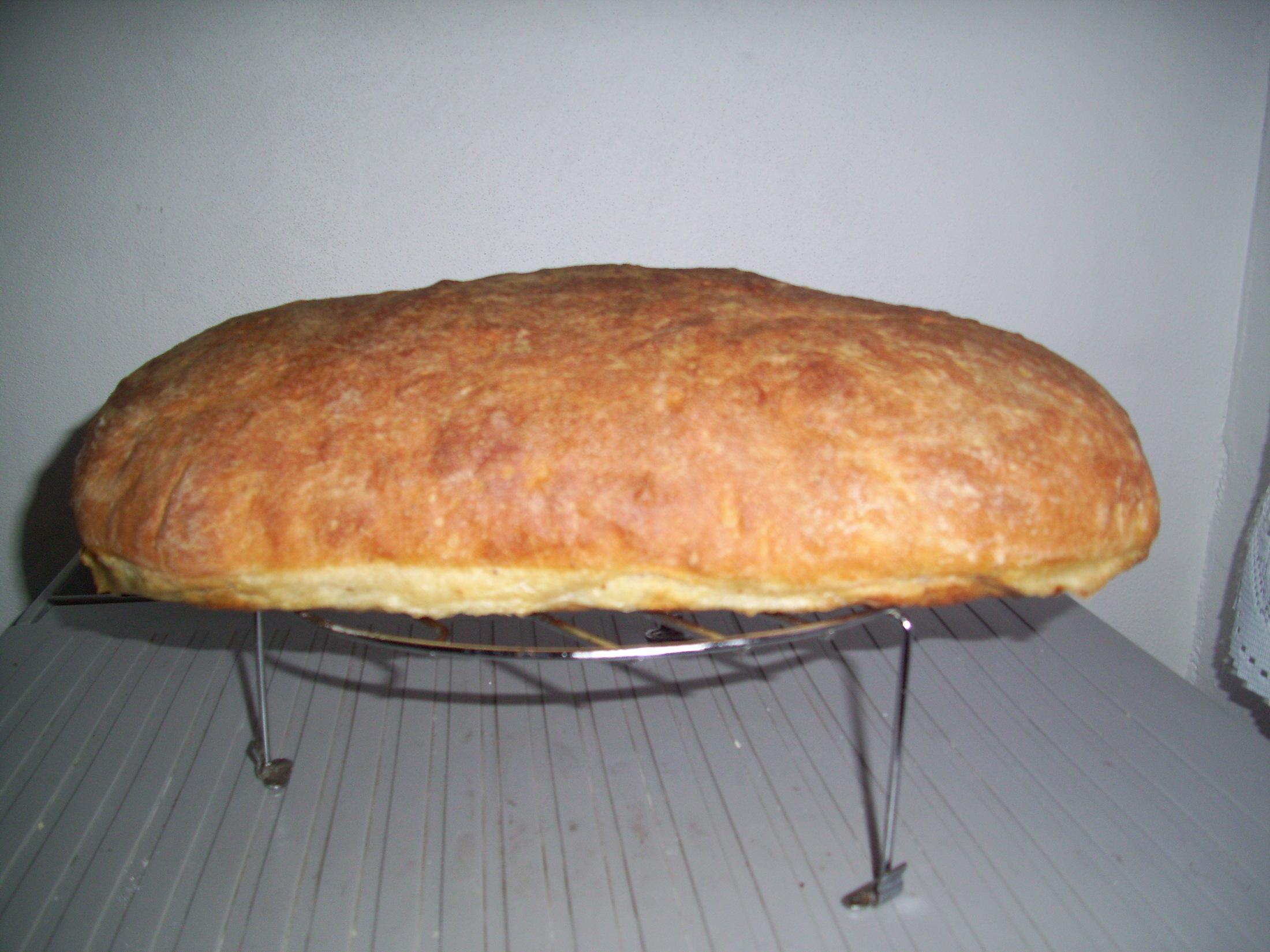 Domácí chléb podle Danče