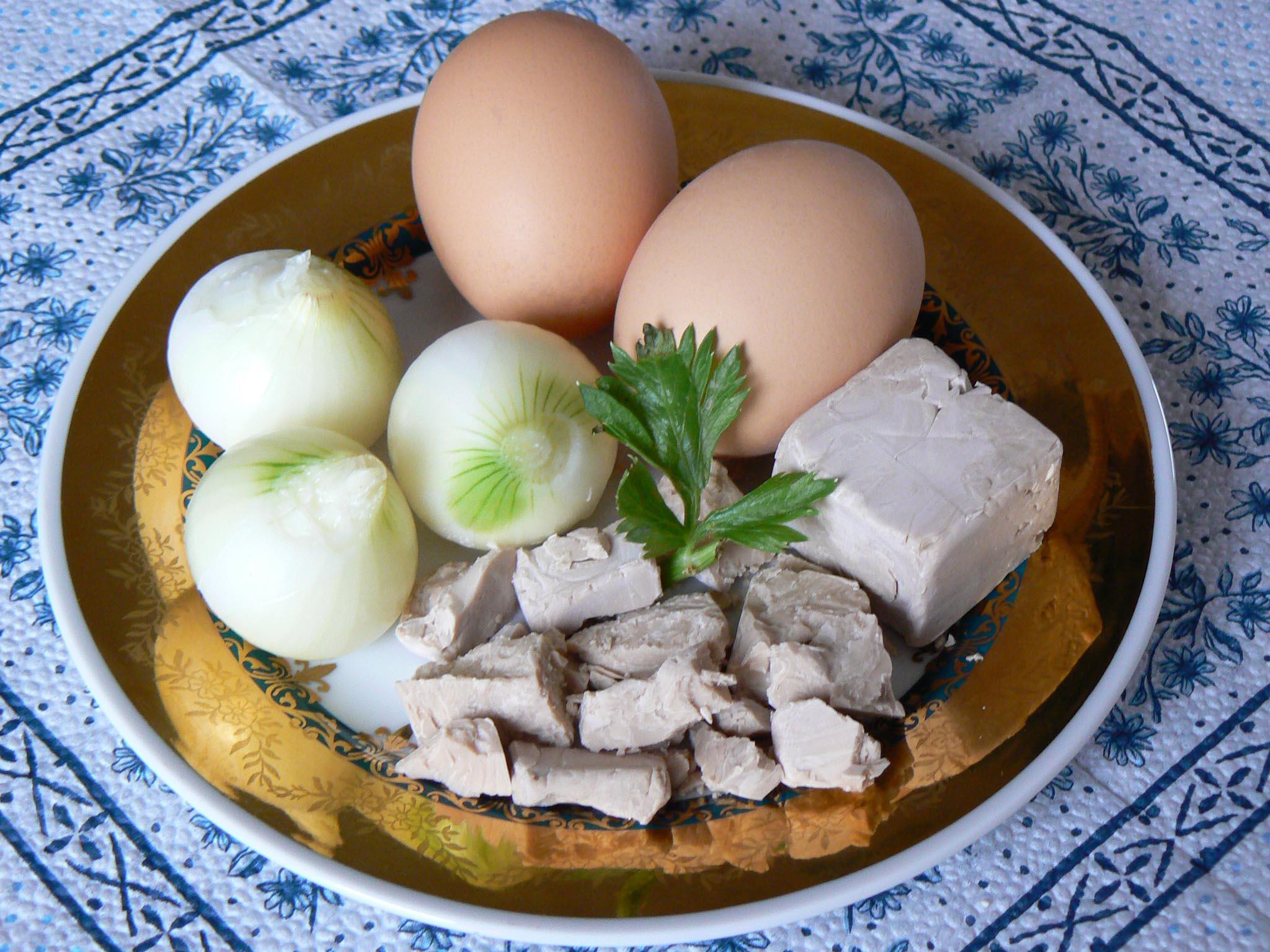 Fotografie receptu: Kvasnicová pomazánka