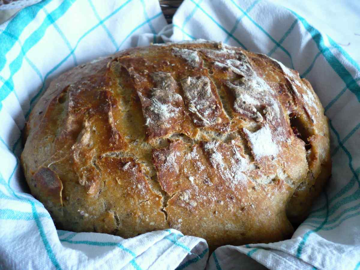 Fotografie receptu: Chléb plecovník