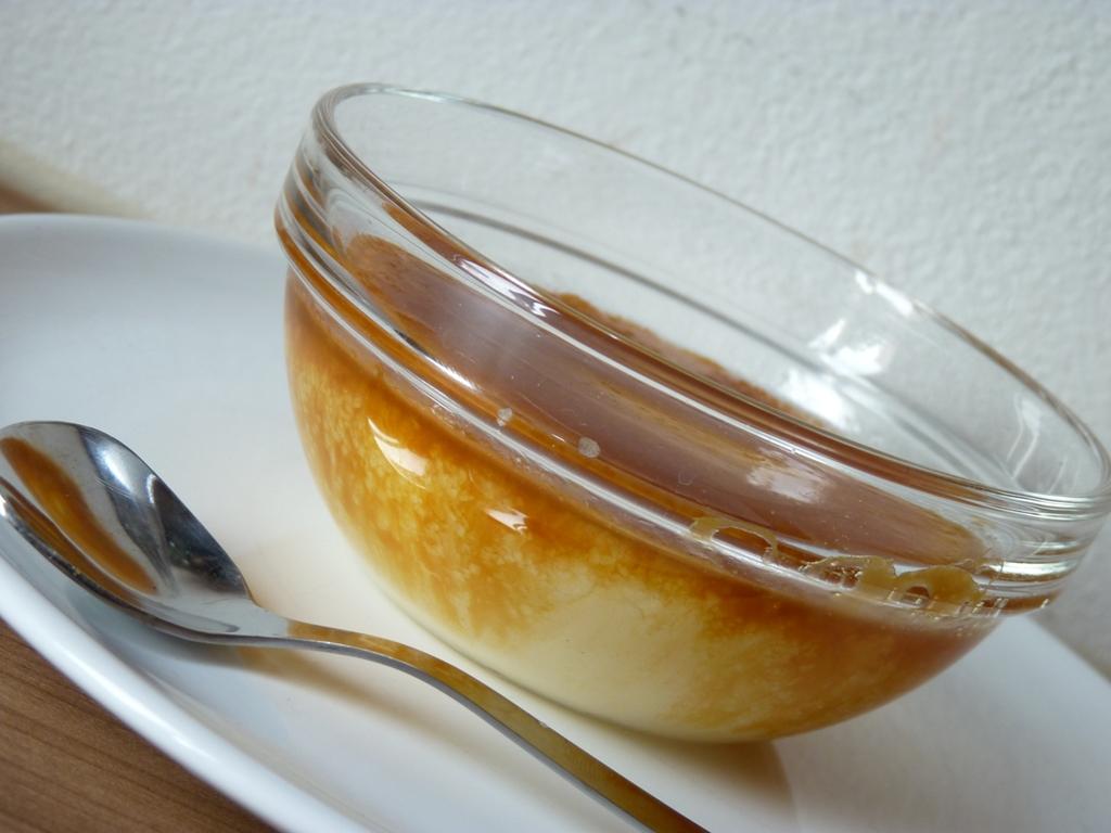 Fotografie receptu: Domácí cremé brulée