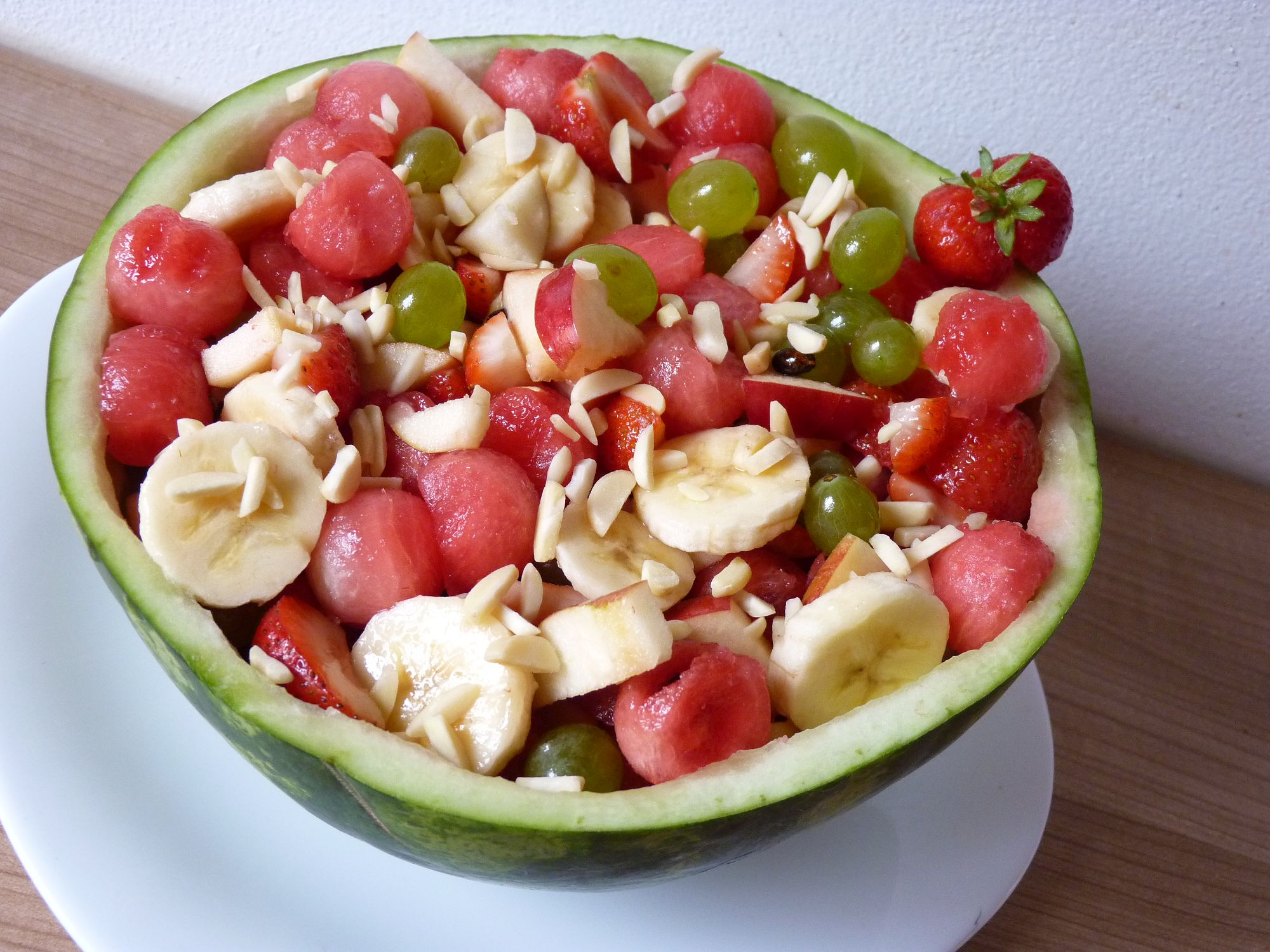 Fotografie receptu: Plněný meloun kumburské hradní paní