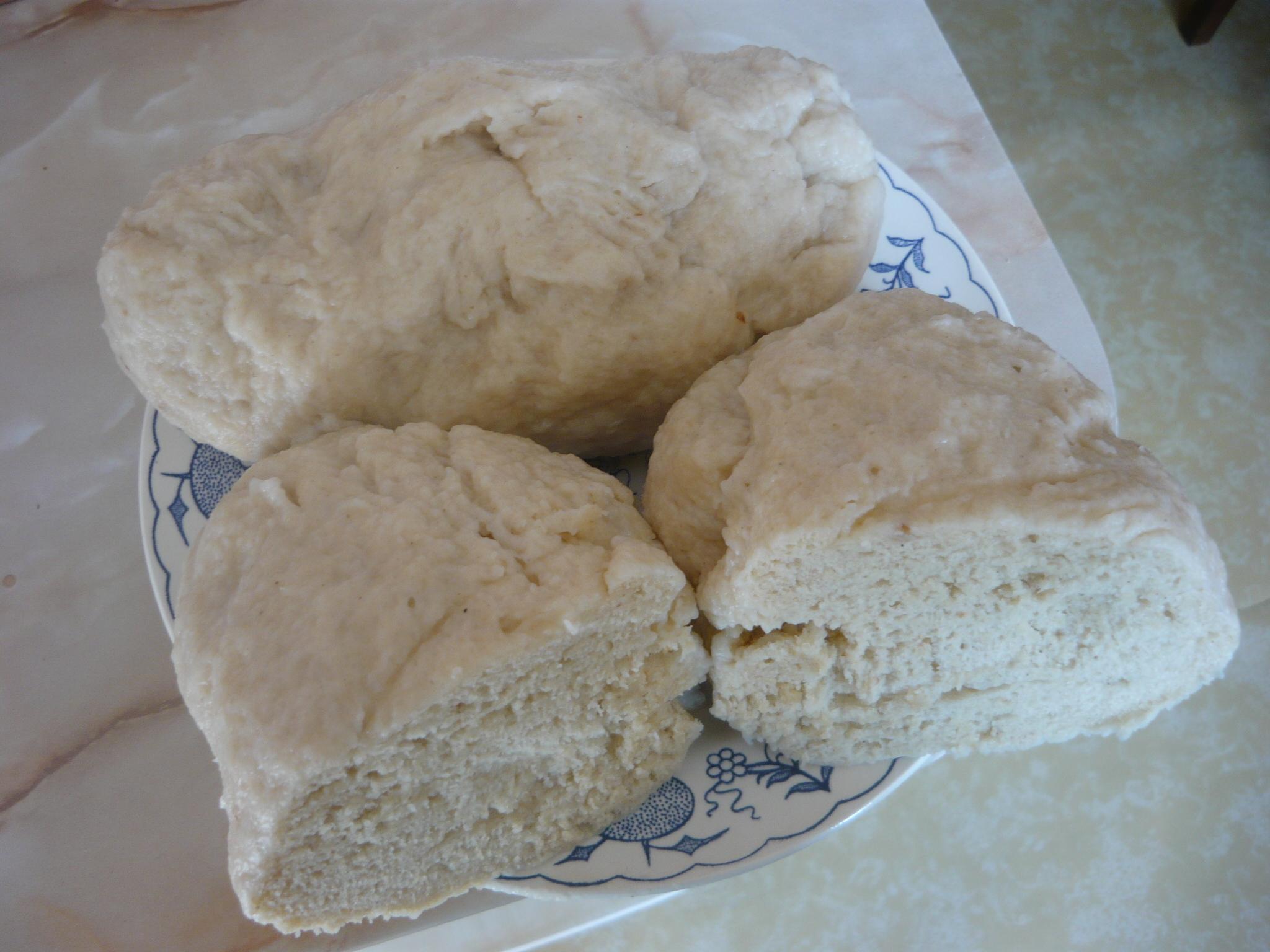 Fotografie receptu: Kynutý knedlík z domácí pekárny