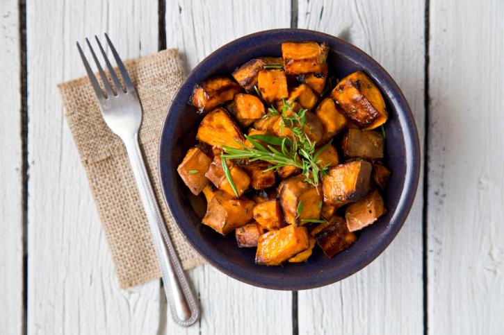 Fotografie receptu: Chutné řecké brambory