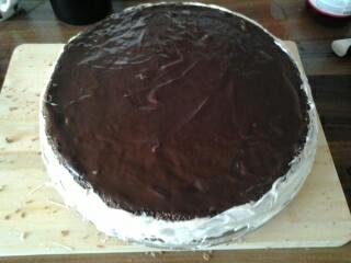 Pohádkový kakaový dort