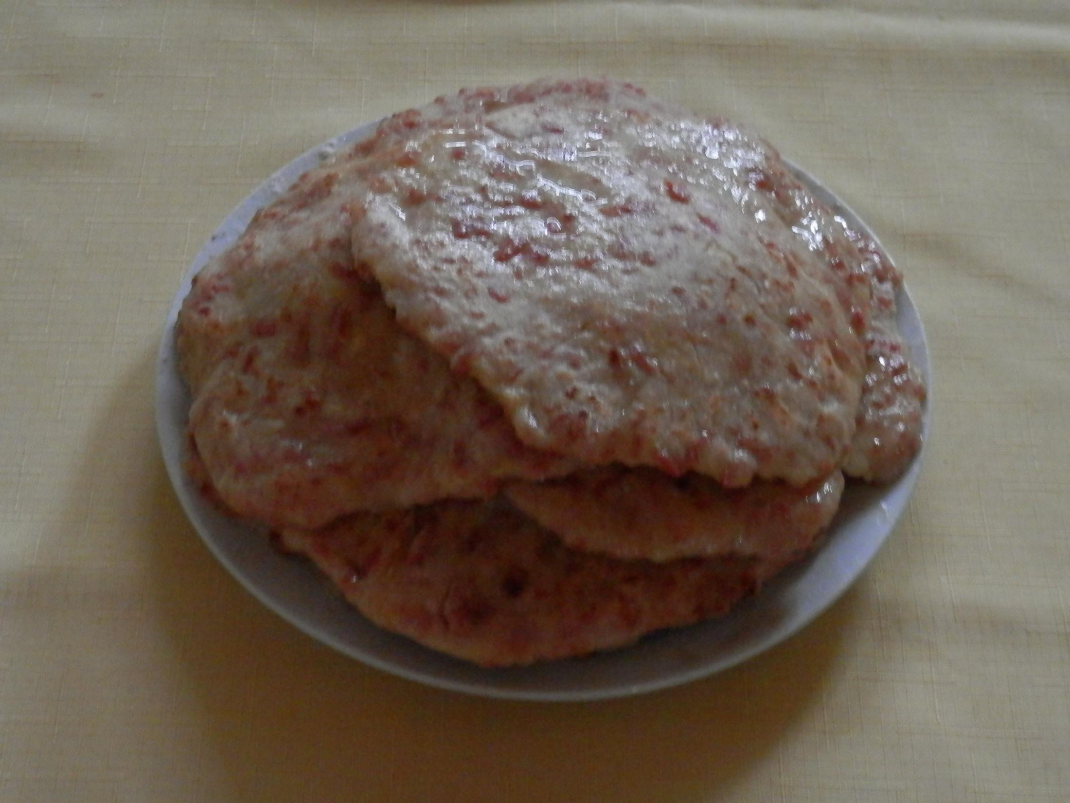 Fotografie receptu: Bramborové pekáčky