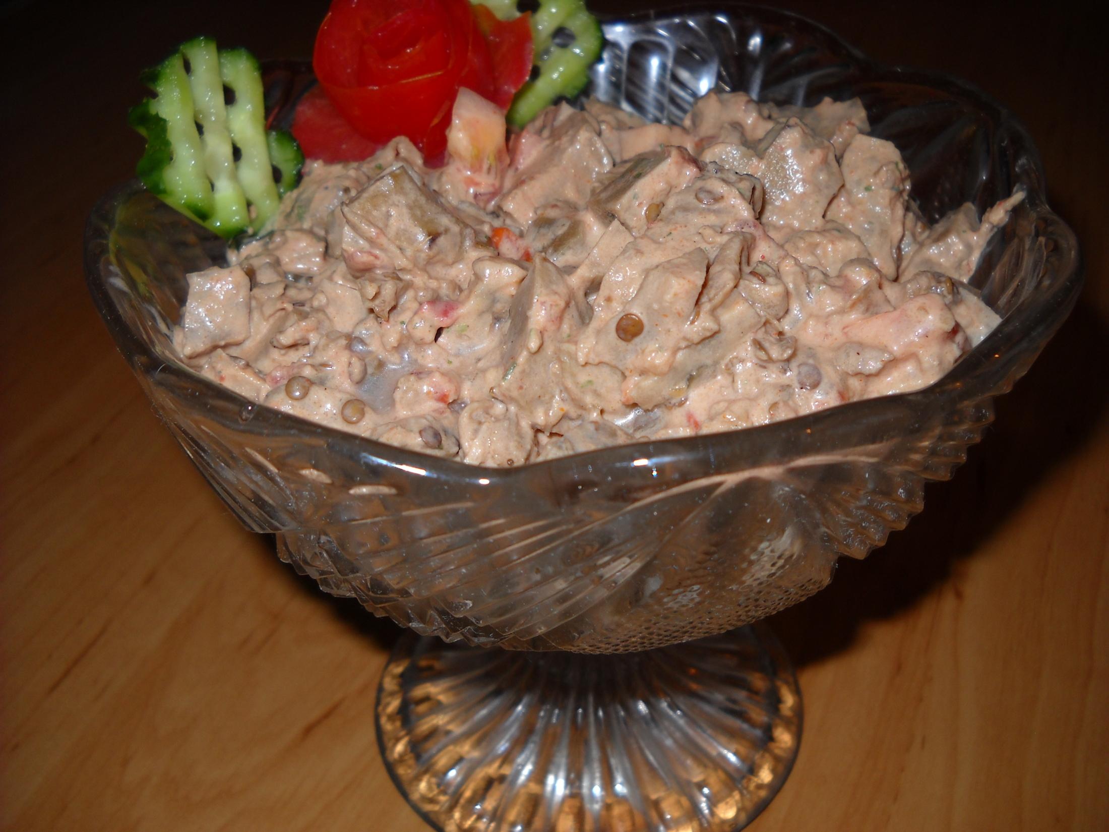 Fotografie receptu: Lilkový salát