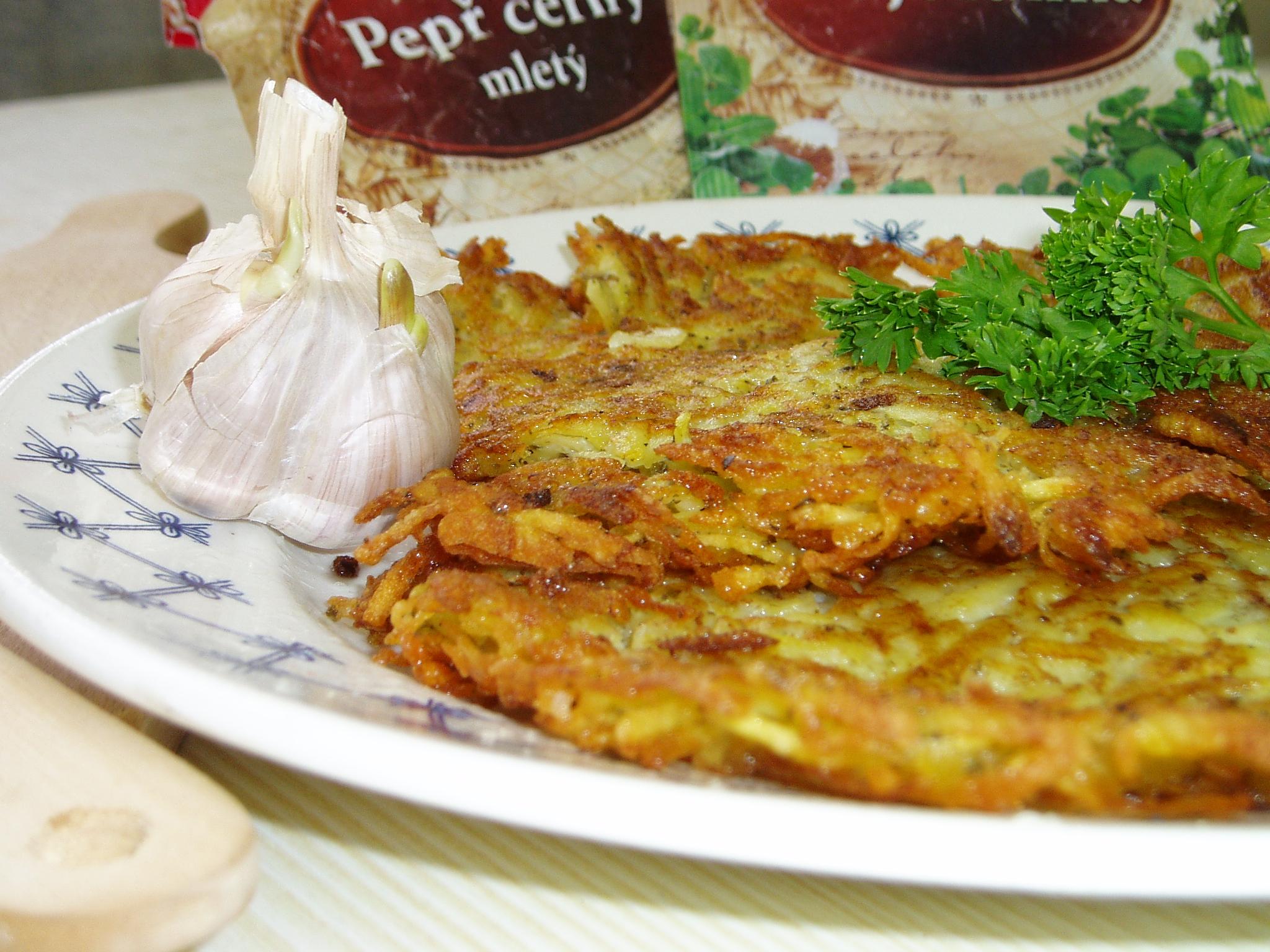Fotografie receptu: Bramboráky