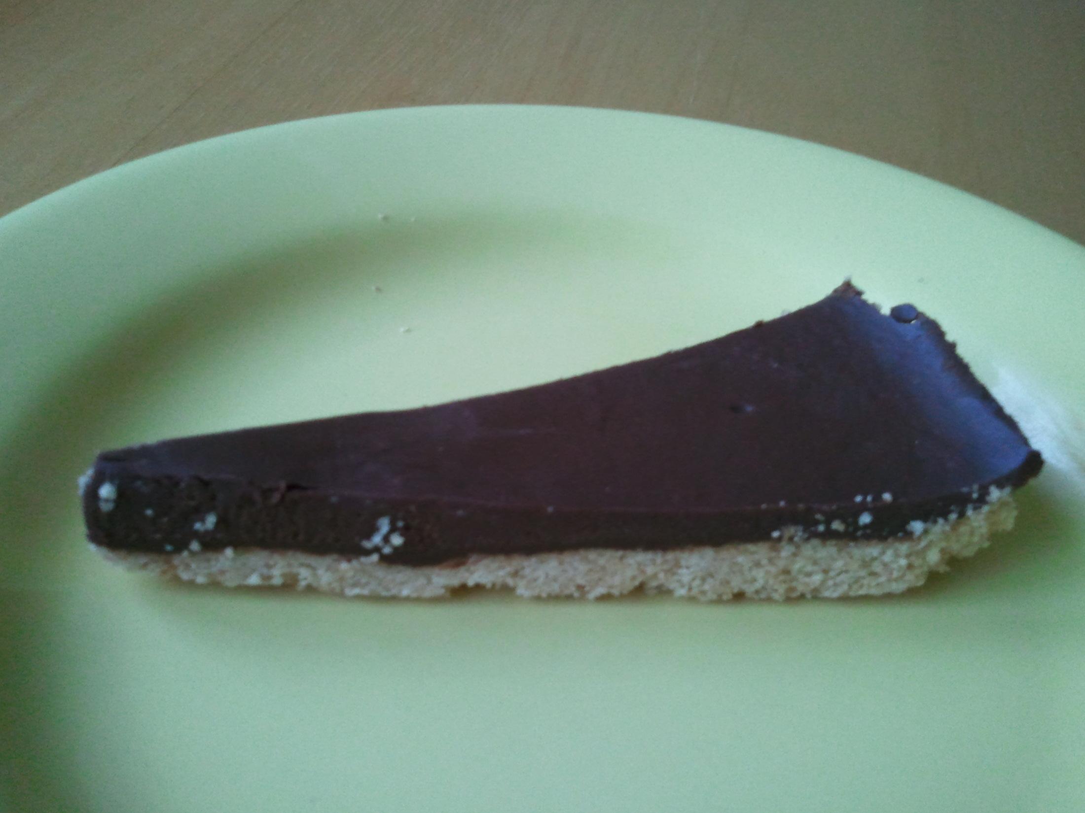 Můj rychlý čokoládový dort