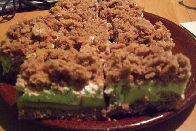 Fotografie receptu: Krtkův dort na plech