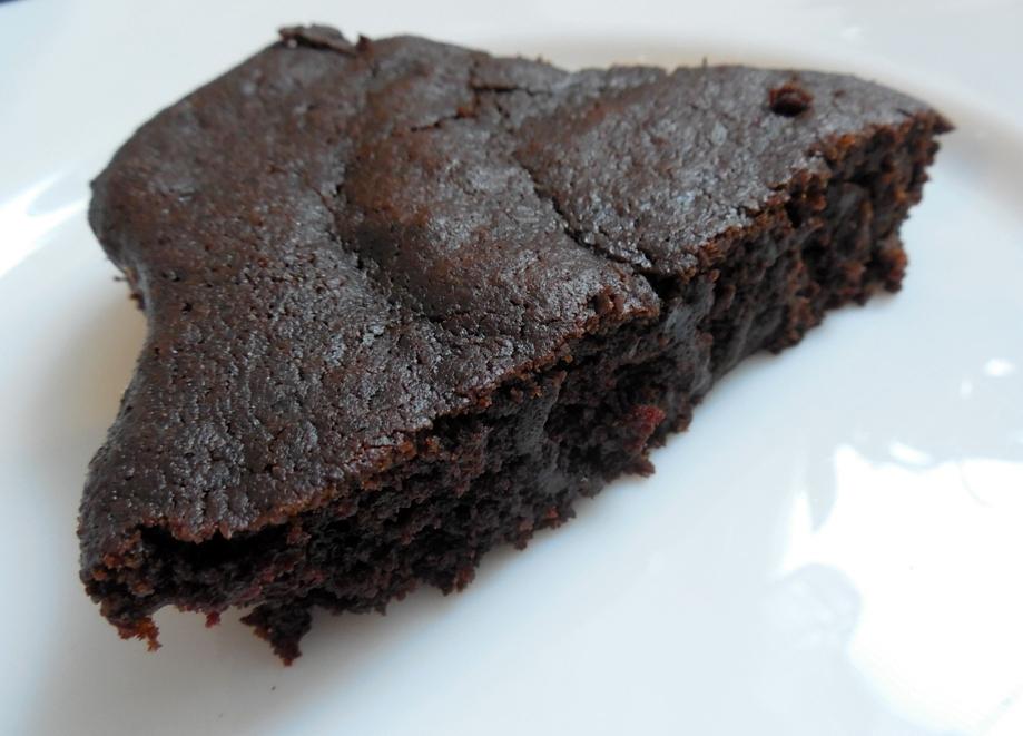 Fotografie receptu: Brownies z červené řepy