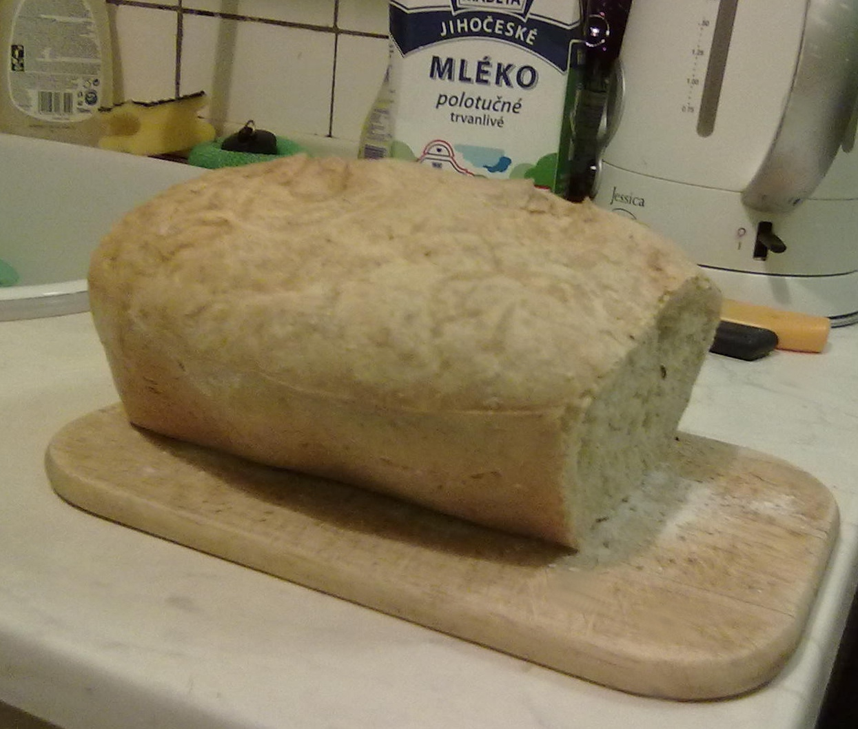 Fotografie receptu: Kájin chleba