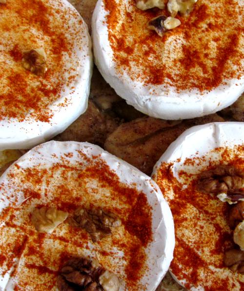 Kuřecí prsa s hermelínem na chilli