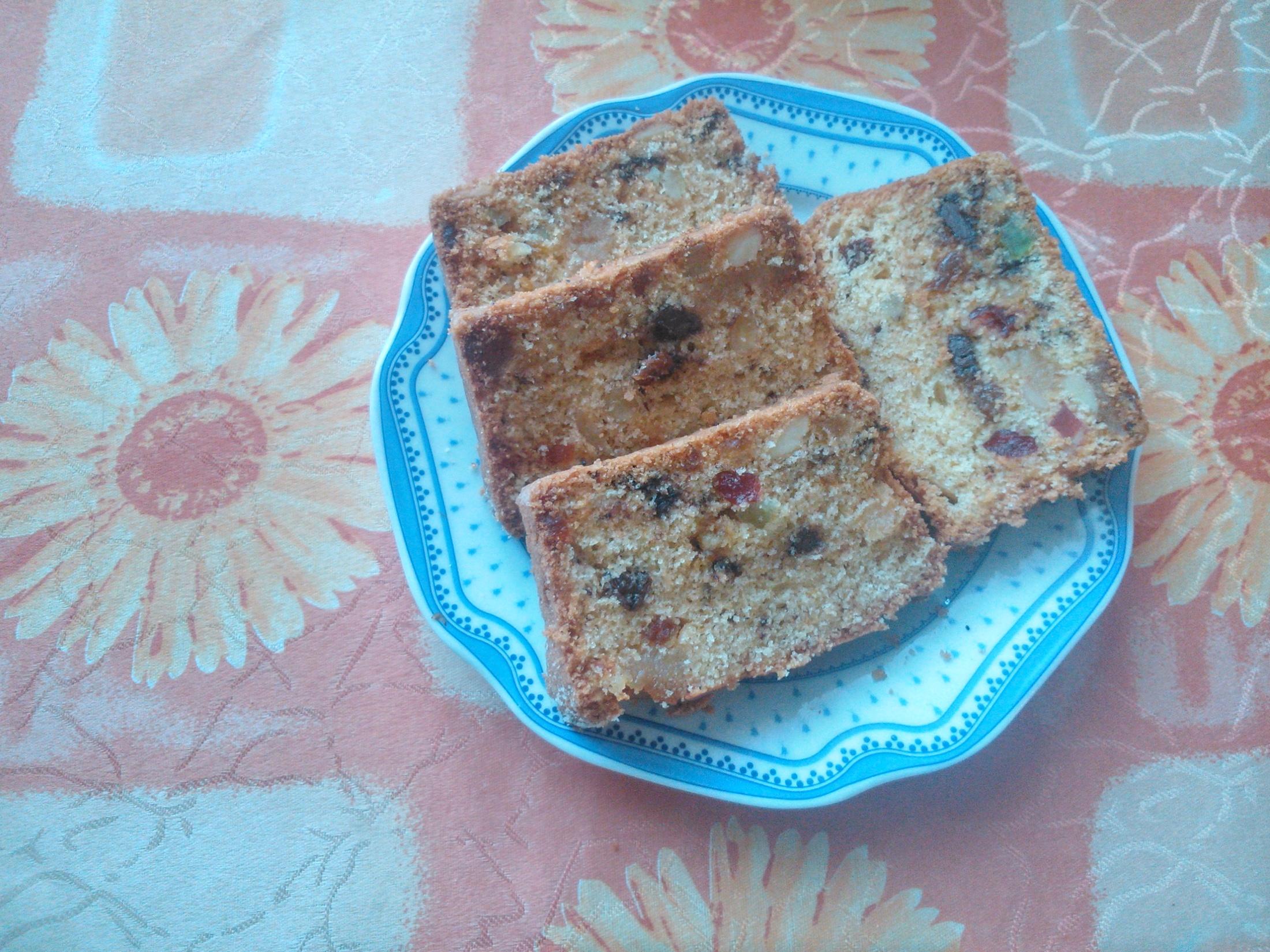 Jemný biskupský chlebíček