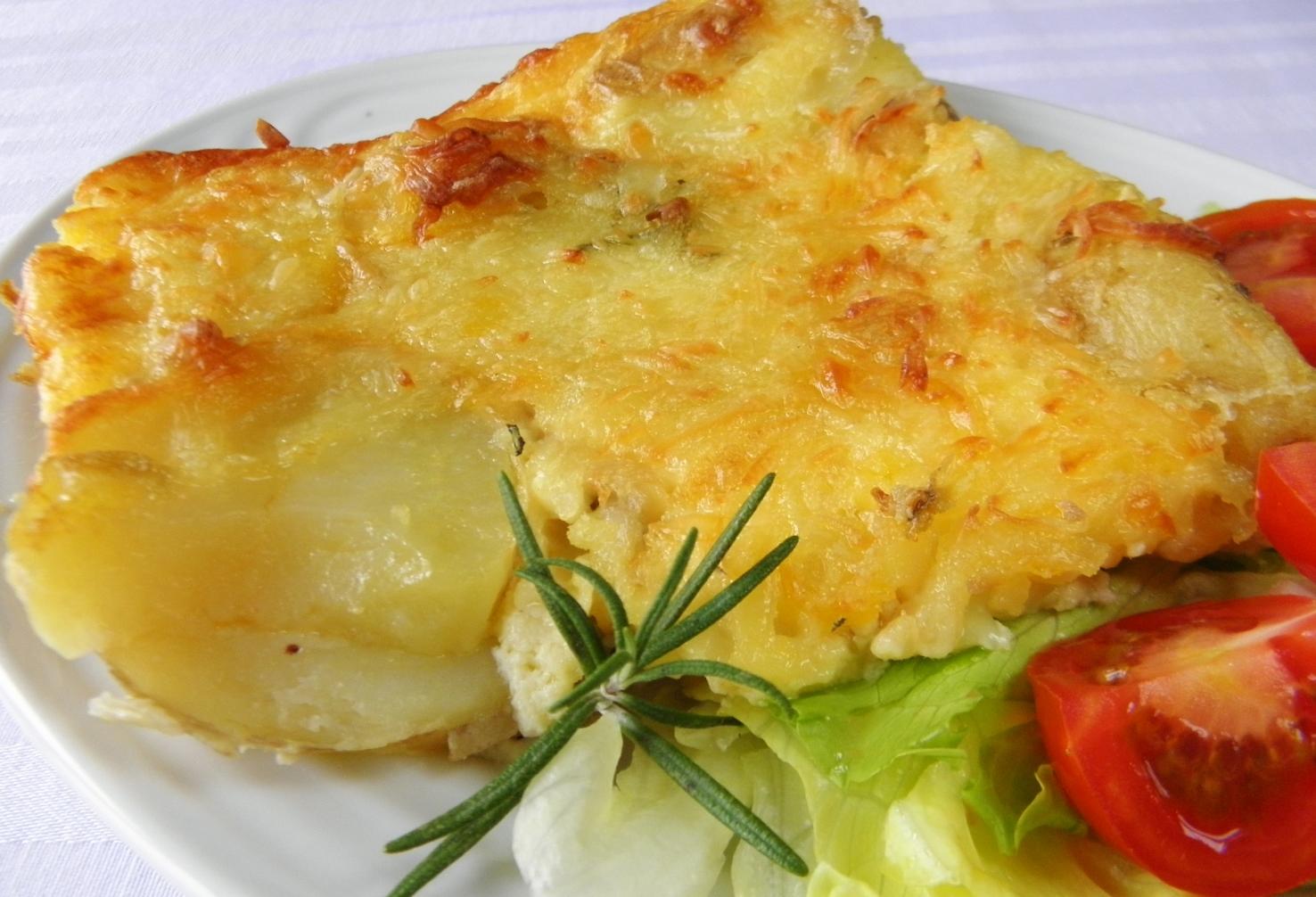 Fotografie receptu: Zapečené nové brambory