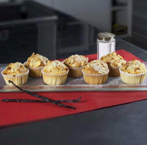 Fotografie receptu: Meruňkové bábovičky