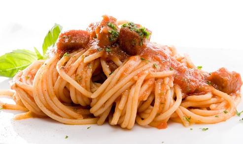Barilla Spaghetti s tuňákem