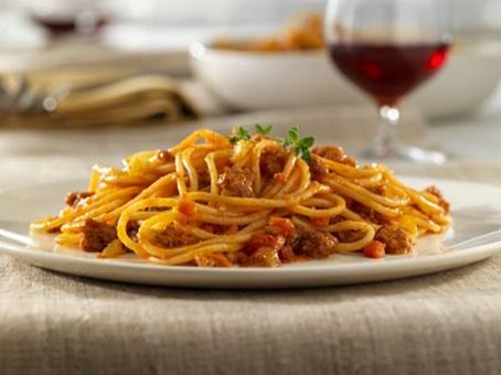 Fotografie receptu: Barilla Spaghetti Bolognese