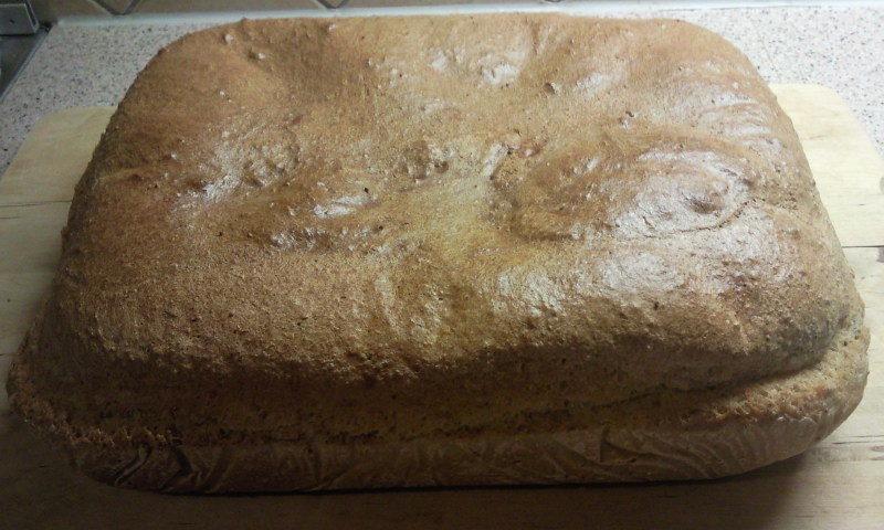 Fotografie receptu: Babiččin chleba