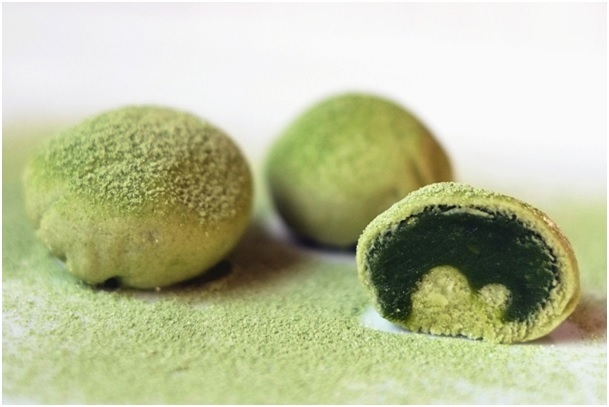 Fotografie receptu: Matcha Tea lanýže
