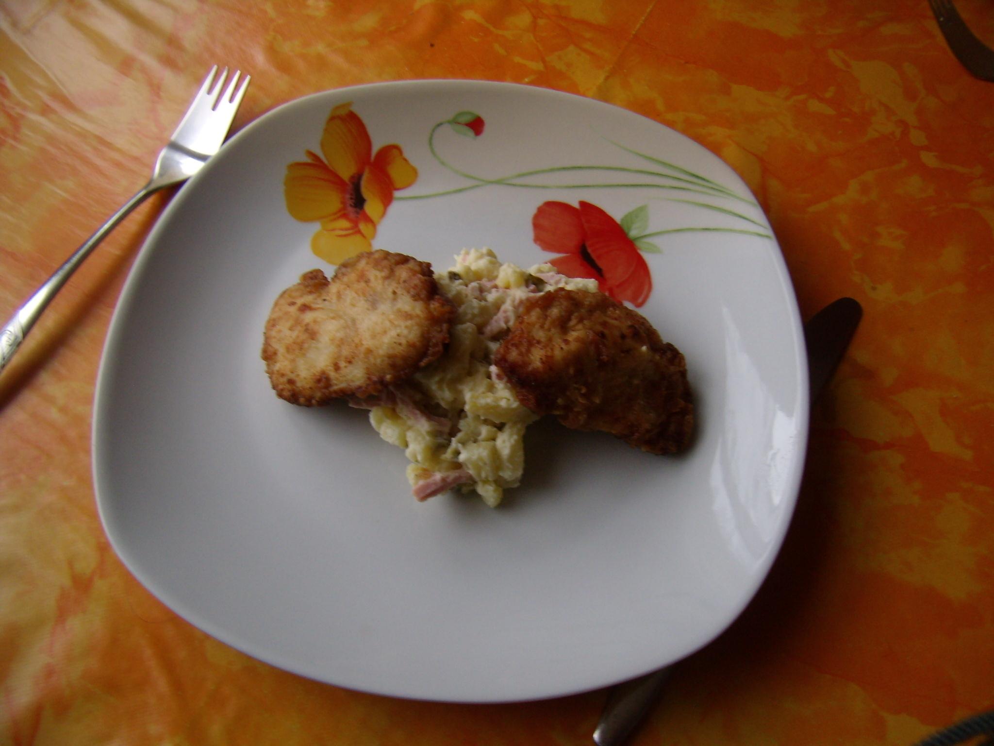 Kuřecí medailonky marinované v majonéze