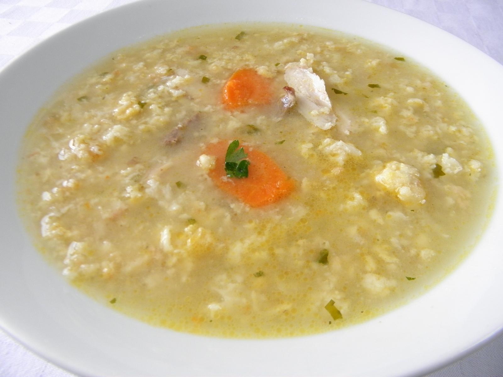 Žmolková polévka