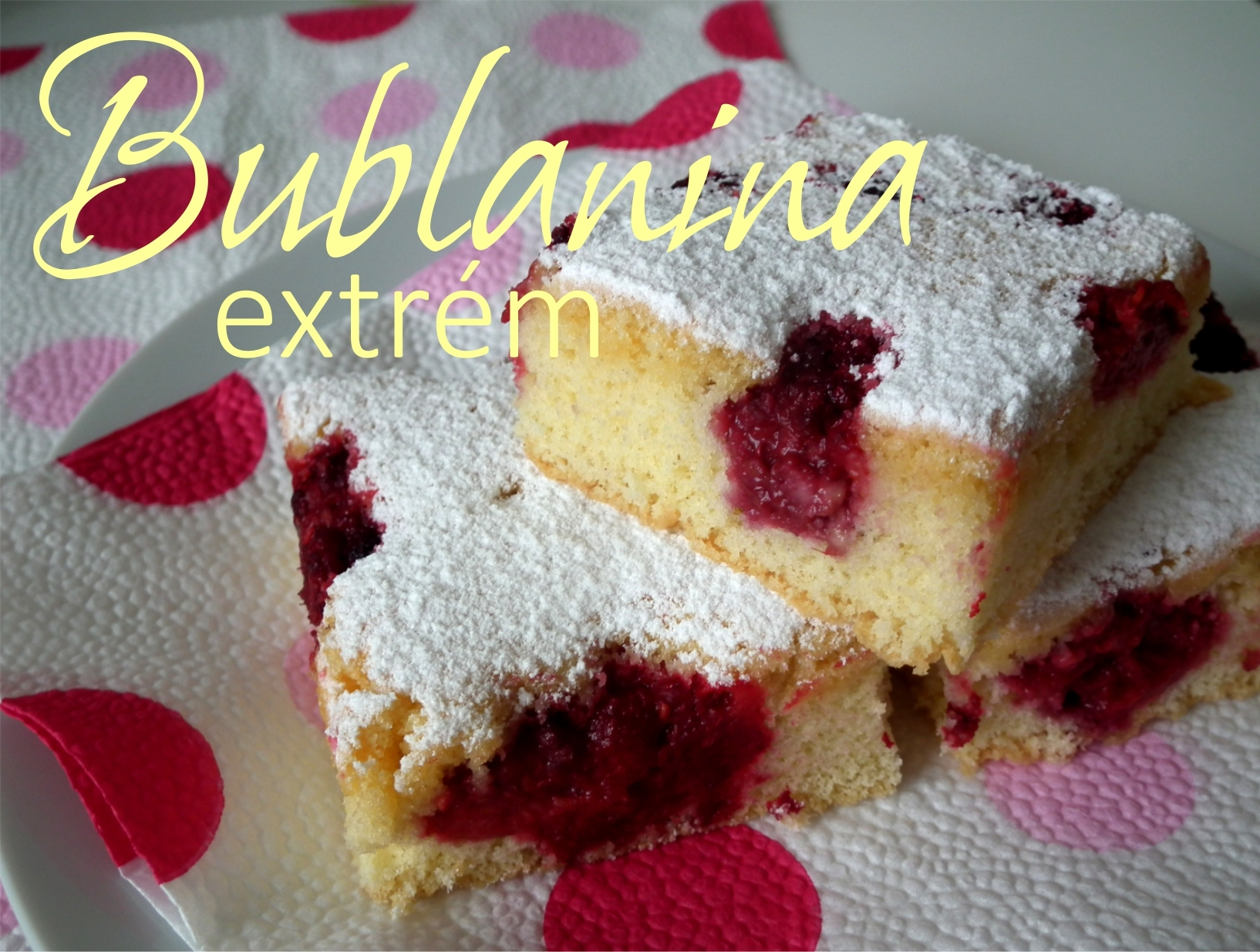 Bublanina Extrém