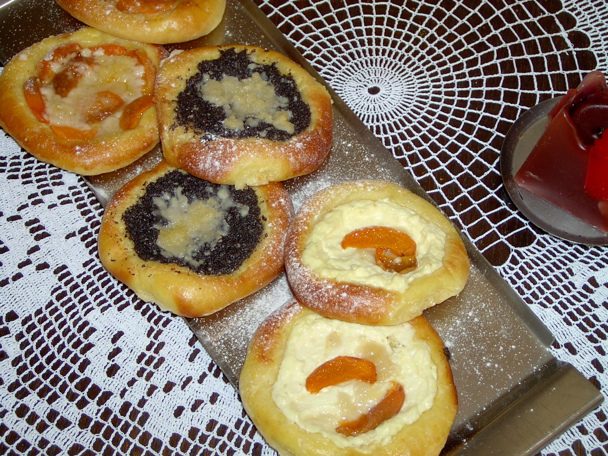 Tradiční české koláče