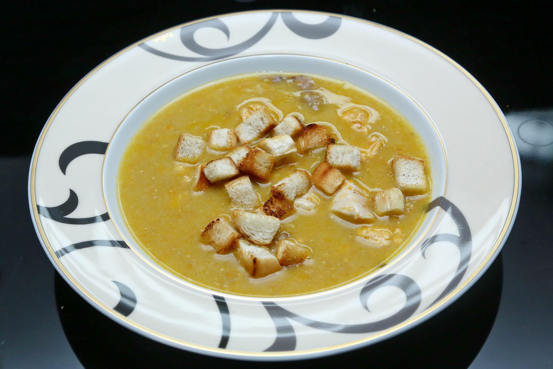 Sváteční rybí polévka
