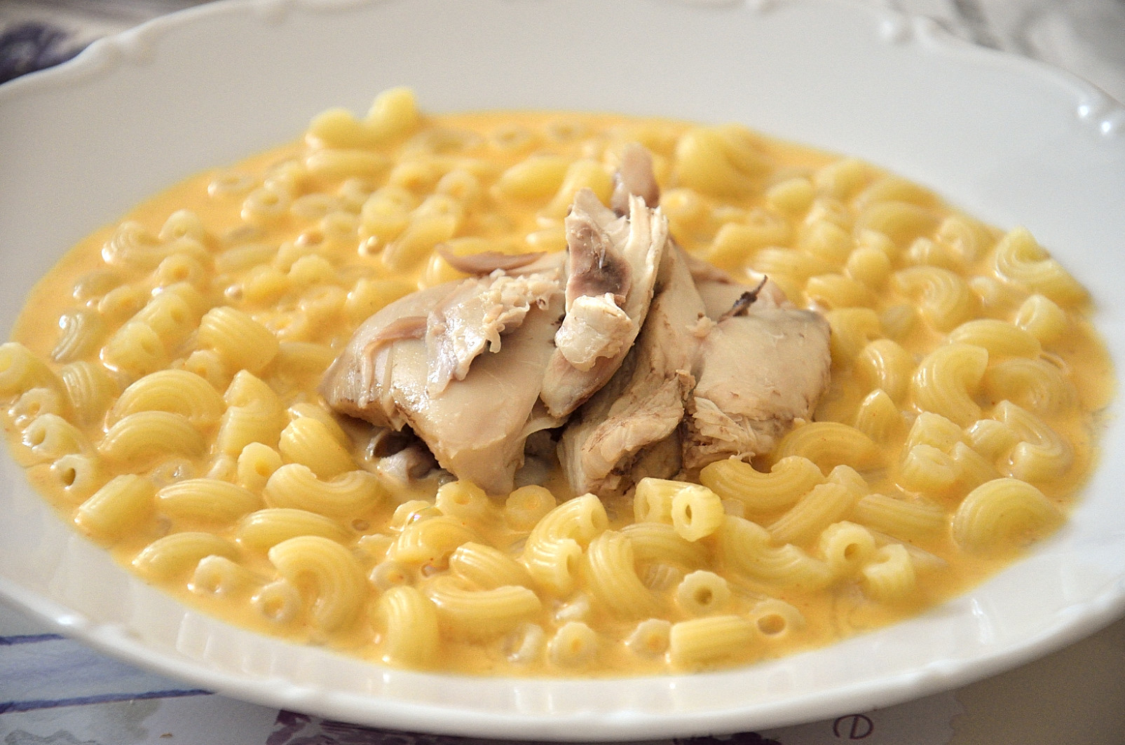 Skvělé kuře na paprice