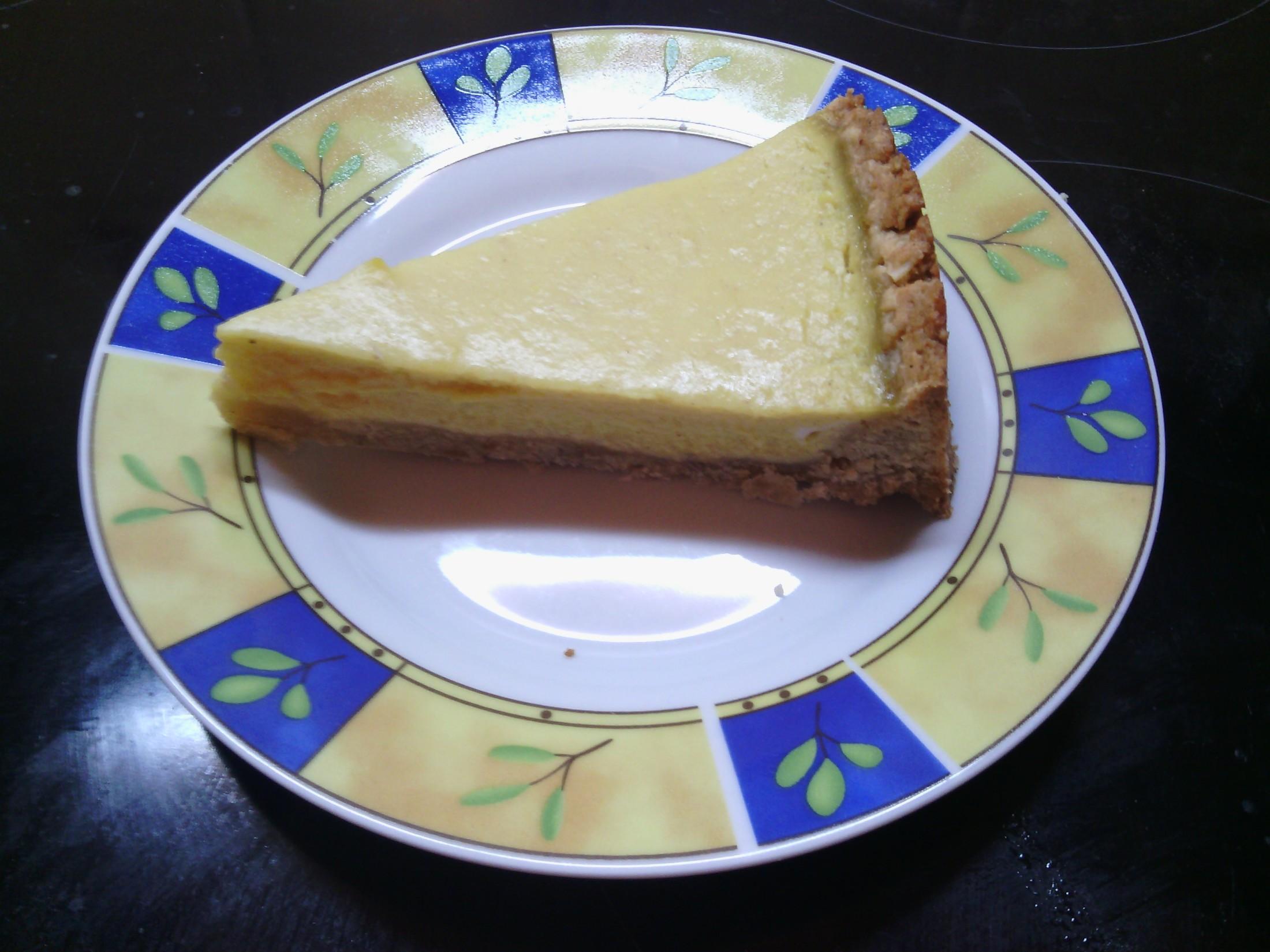 Zdravý dýňový koláč na americký způsob