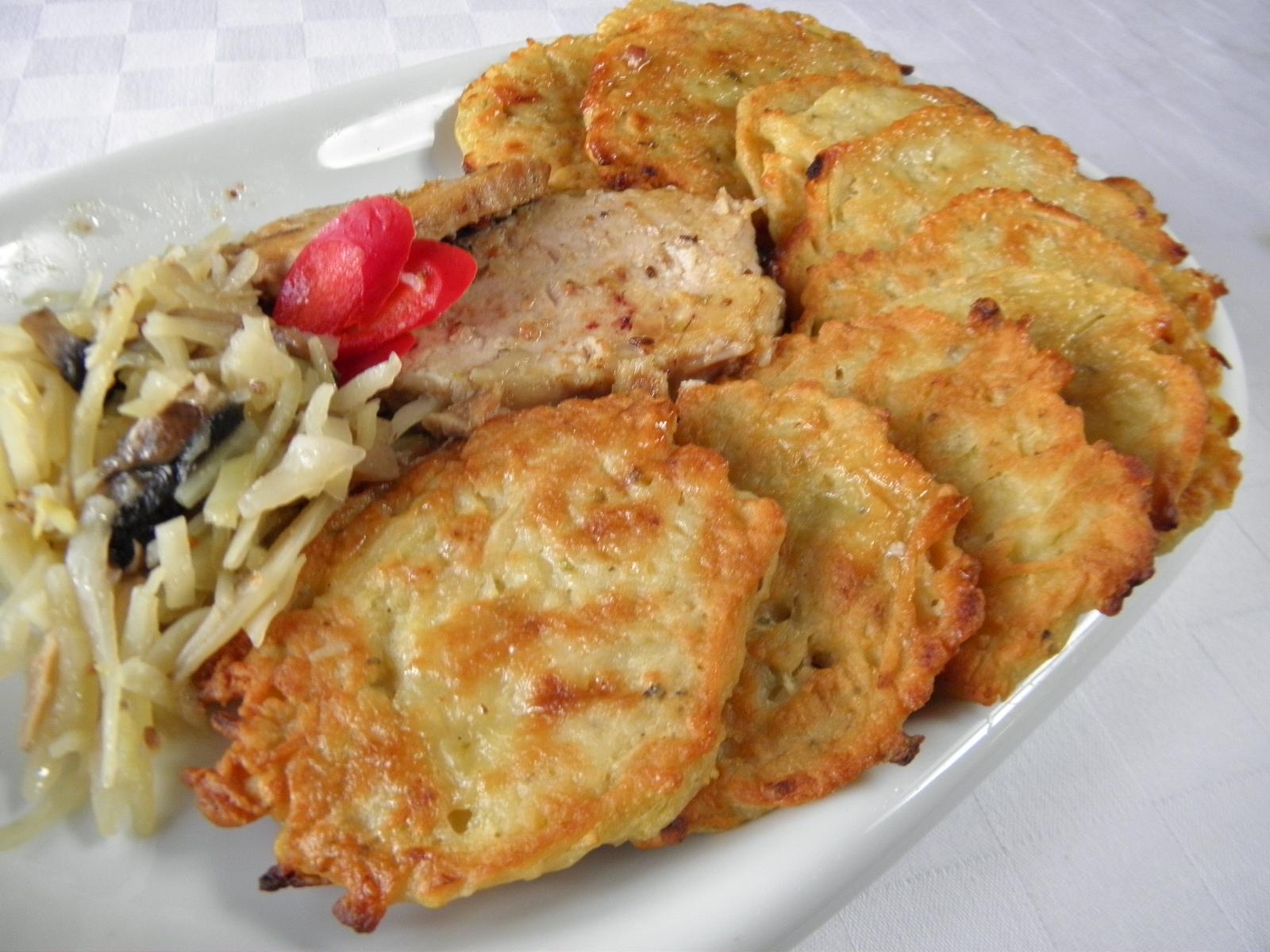 Fotografie receptu: Domácí zelné placičky