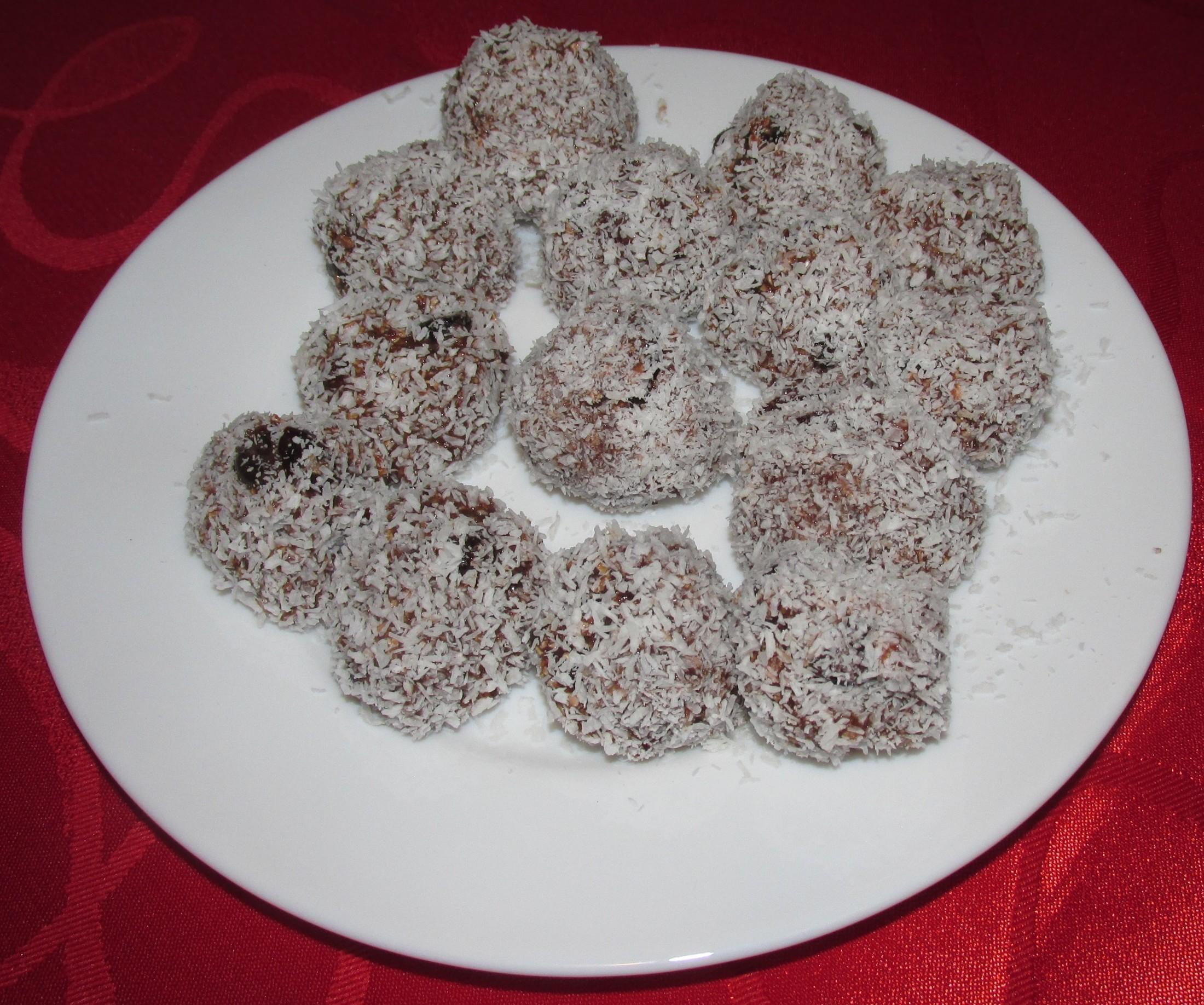 Proteinové cukroví
