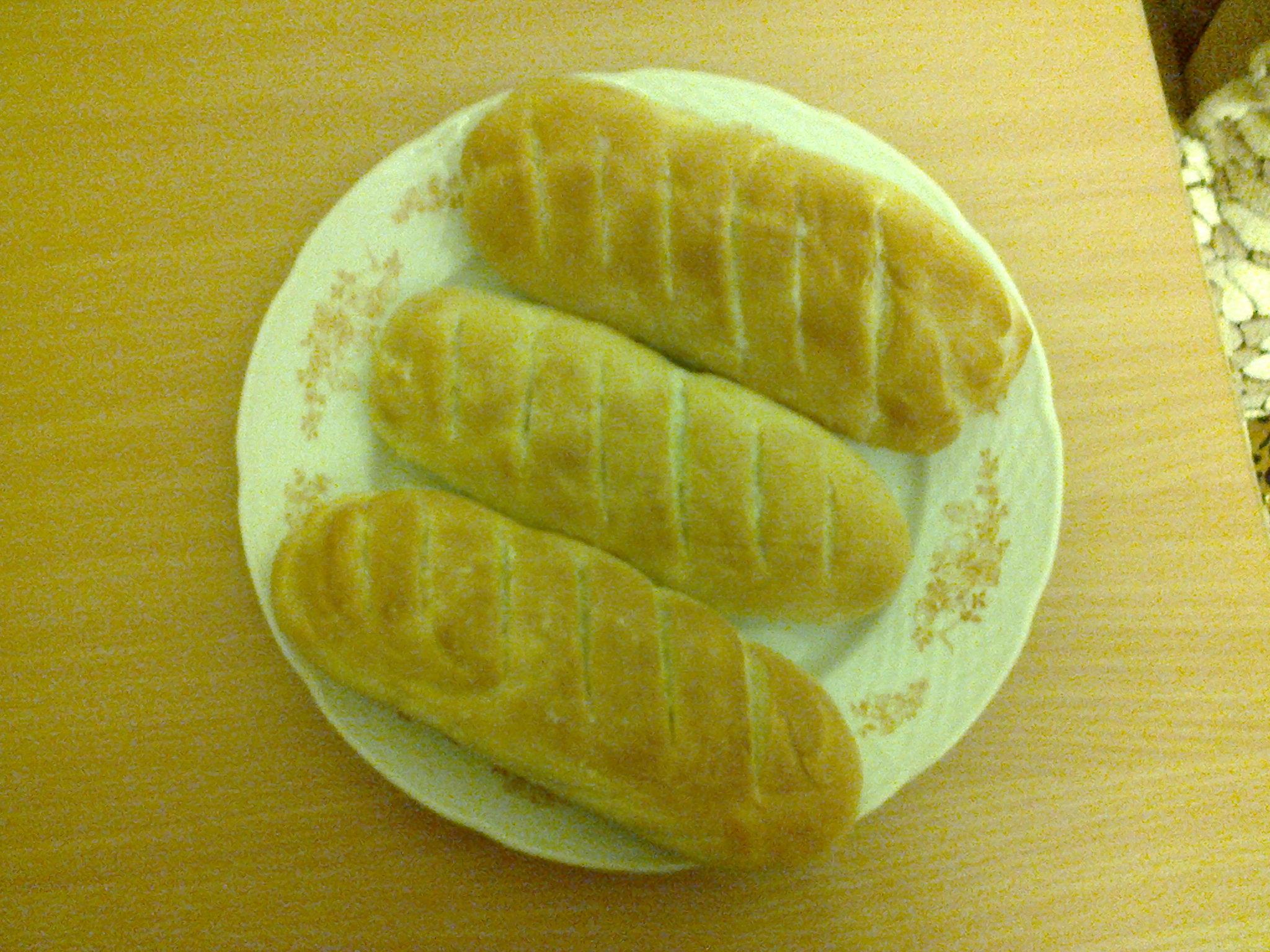 Chutné bagetky