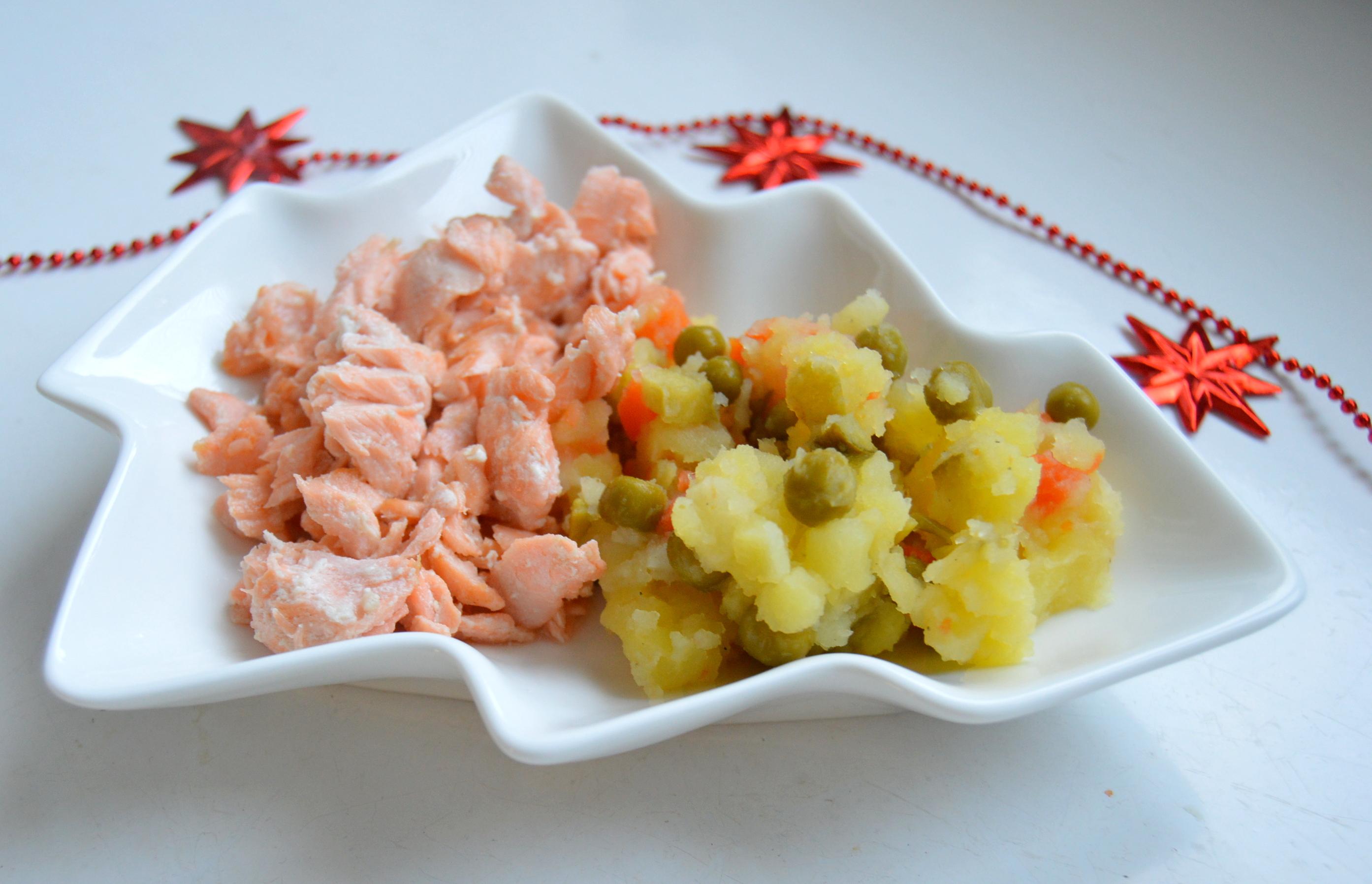 Fotografie receptu: Lehké štědrovečerní menu pro děti