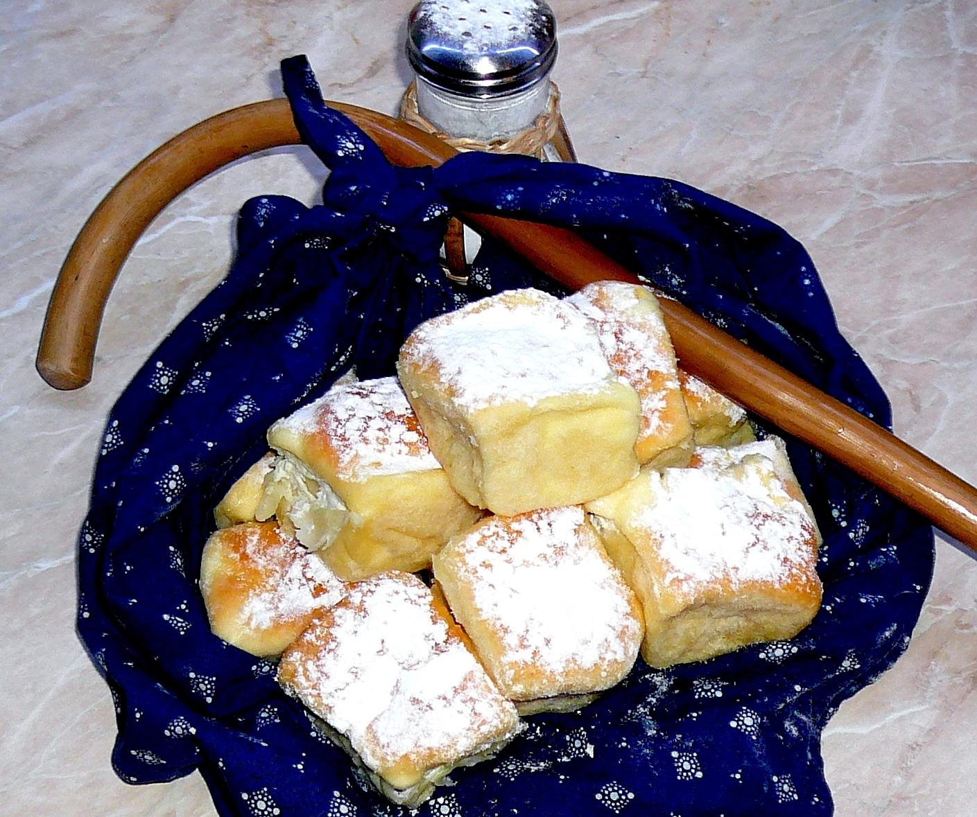Fotografie receptu: Honzovy buchty z ranečku