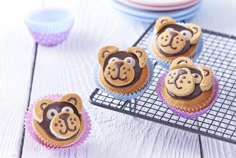 Fotografie receptu: Sladcí velikonoční medvídci