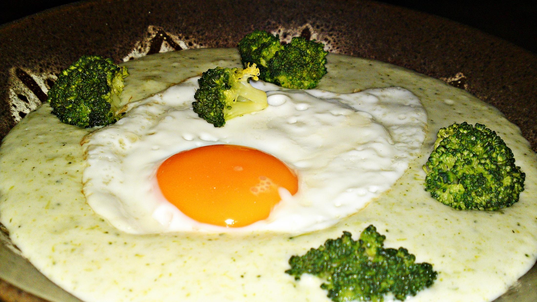 Velikonoční brokolicová omáčka