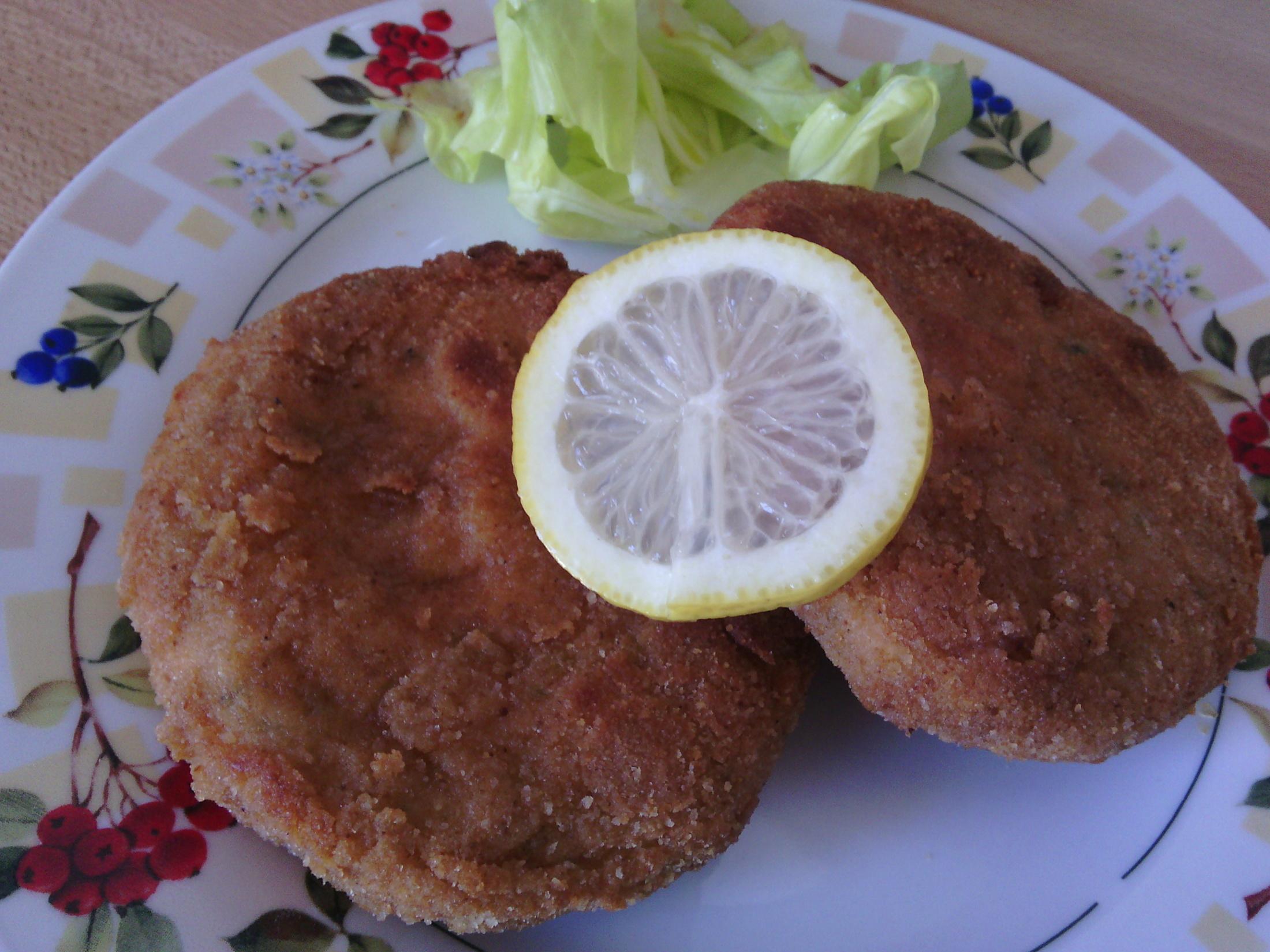 Fotografie receptu: Tuňákové karbanátky s bramborem