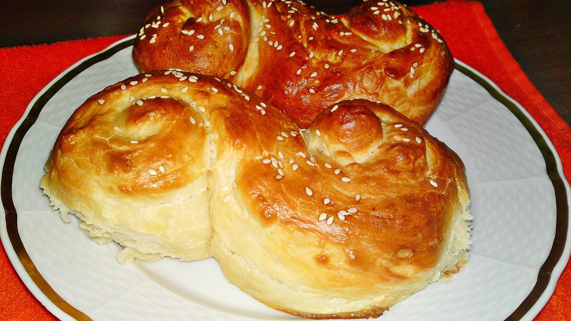 Pane siciliano - Sicilský chléb