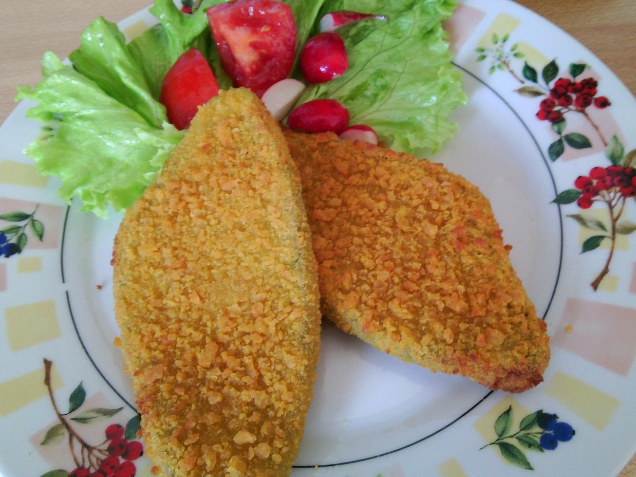 Pečené rybí filety