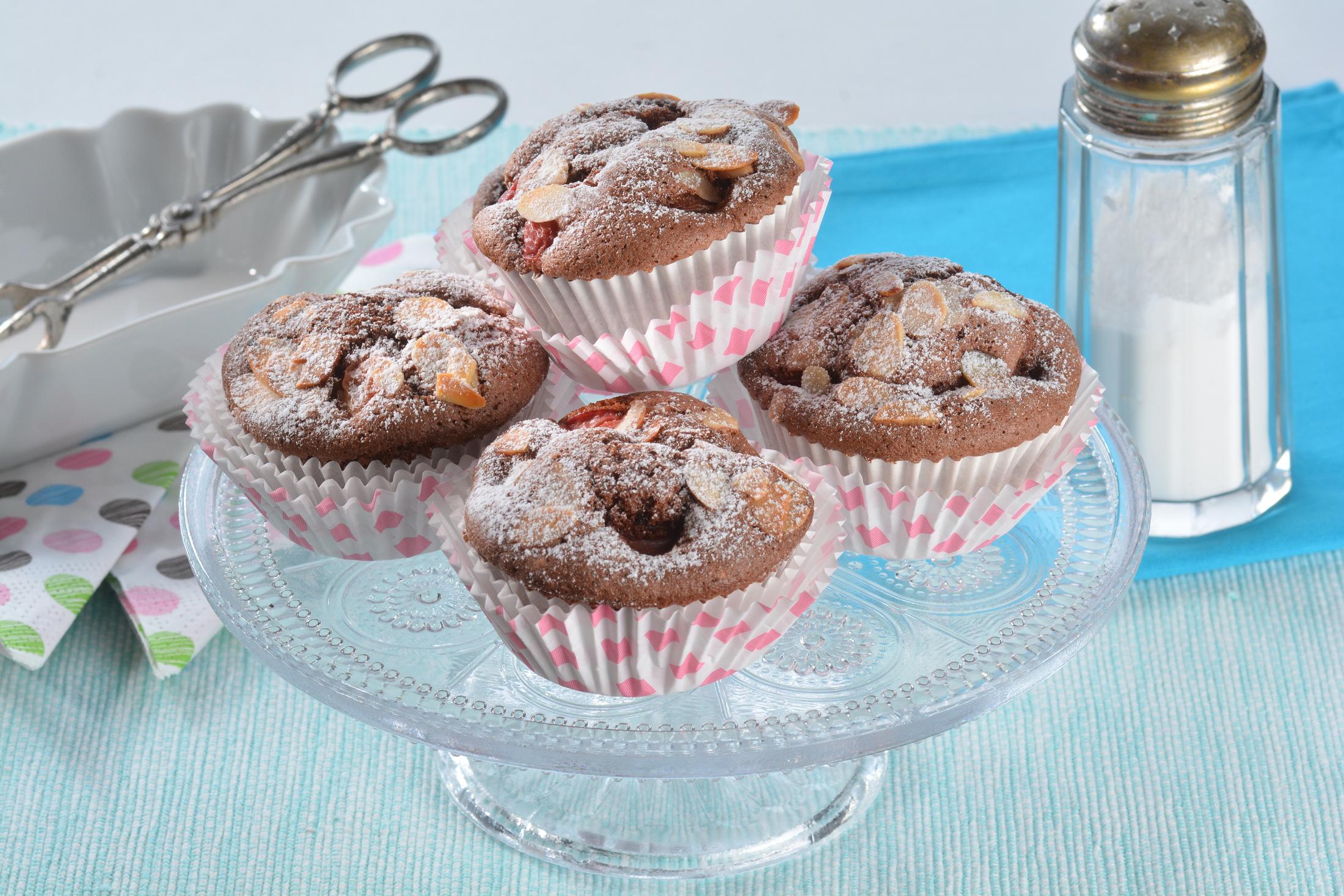 Fotografie receptu: Čokoládové muffiny