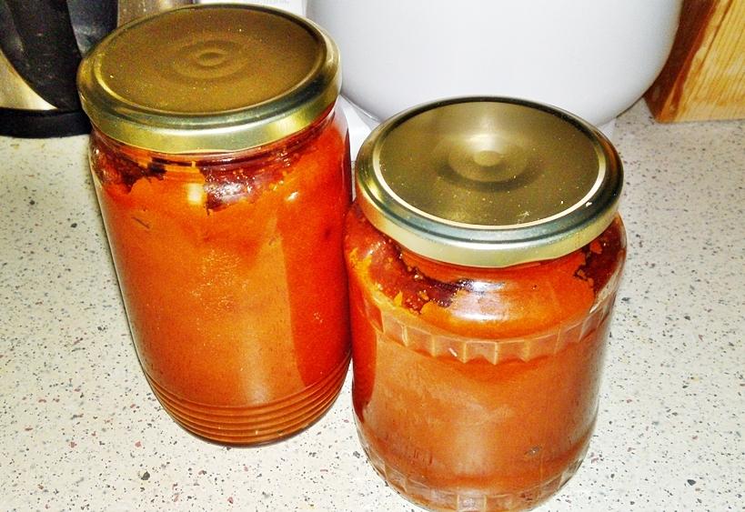 Meruňková marmeláda bez konzervantů