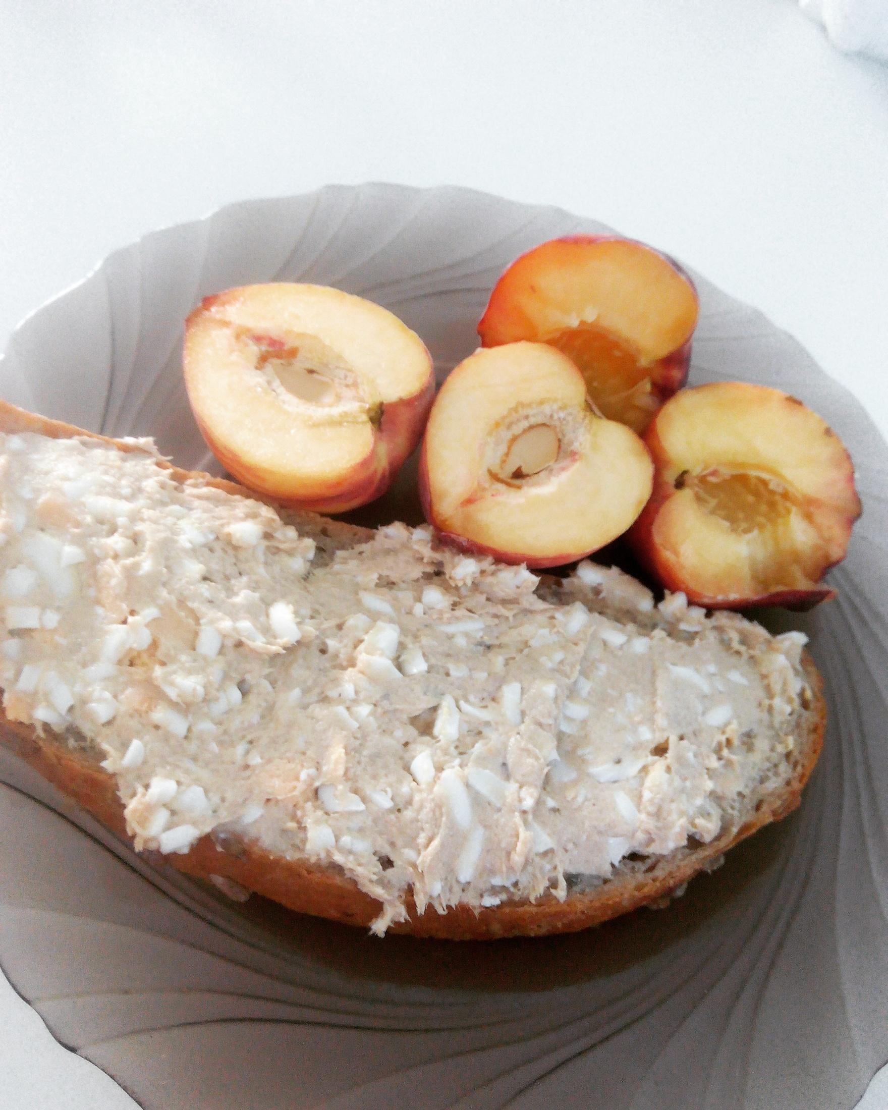 Zdravý chléb z bílého jogurtu