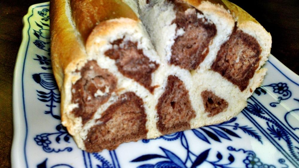 Kynutý koláč Leopard