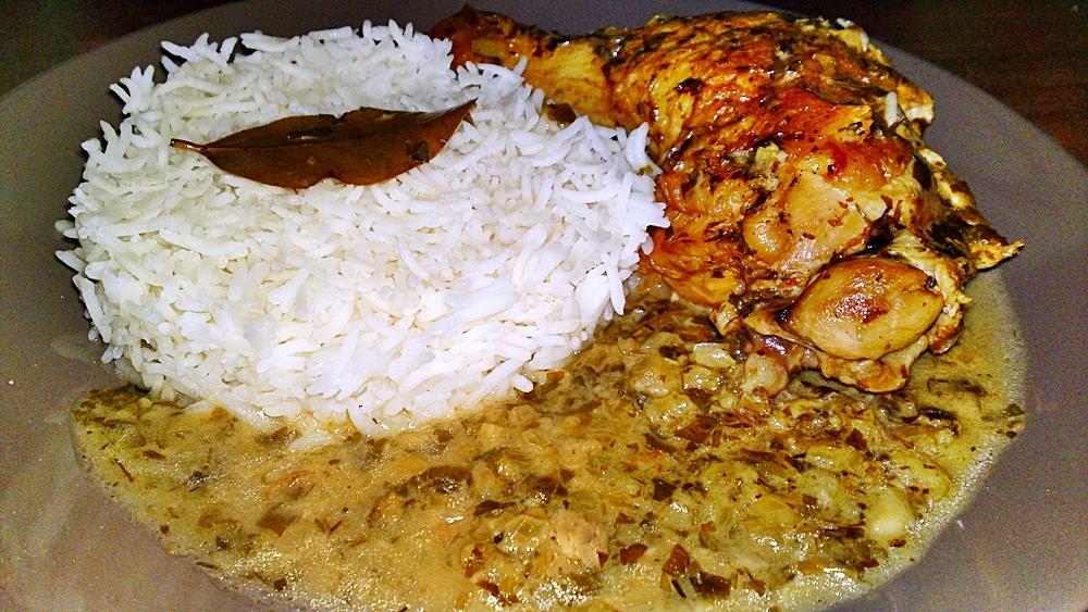 Vařená rýže basmati
