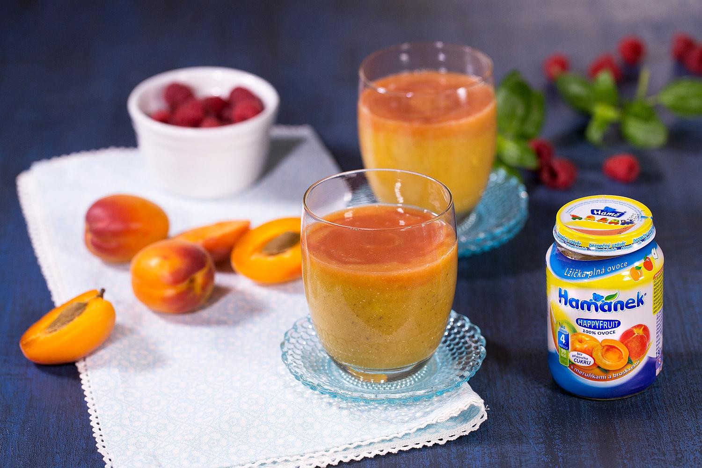 Meruňkově smoothie pro skvělou snídani