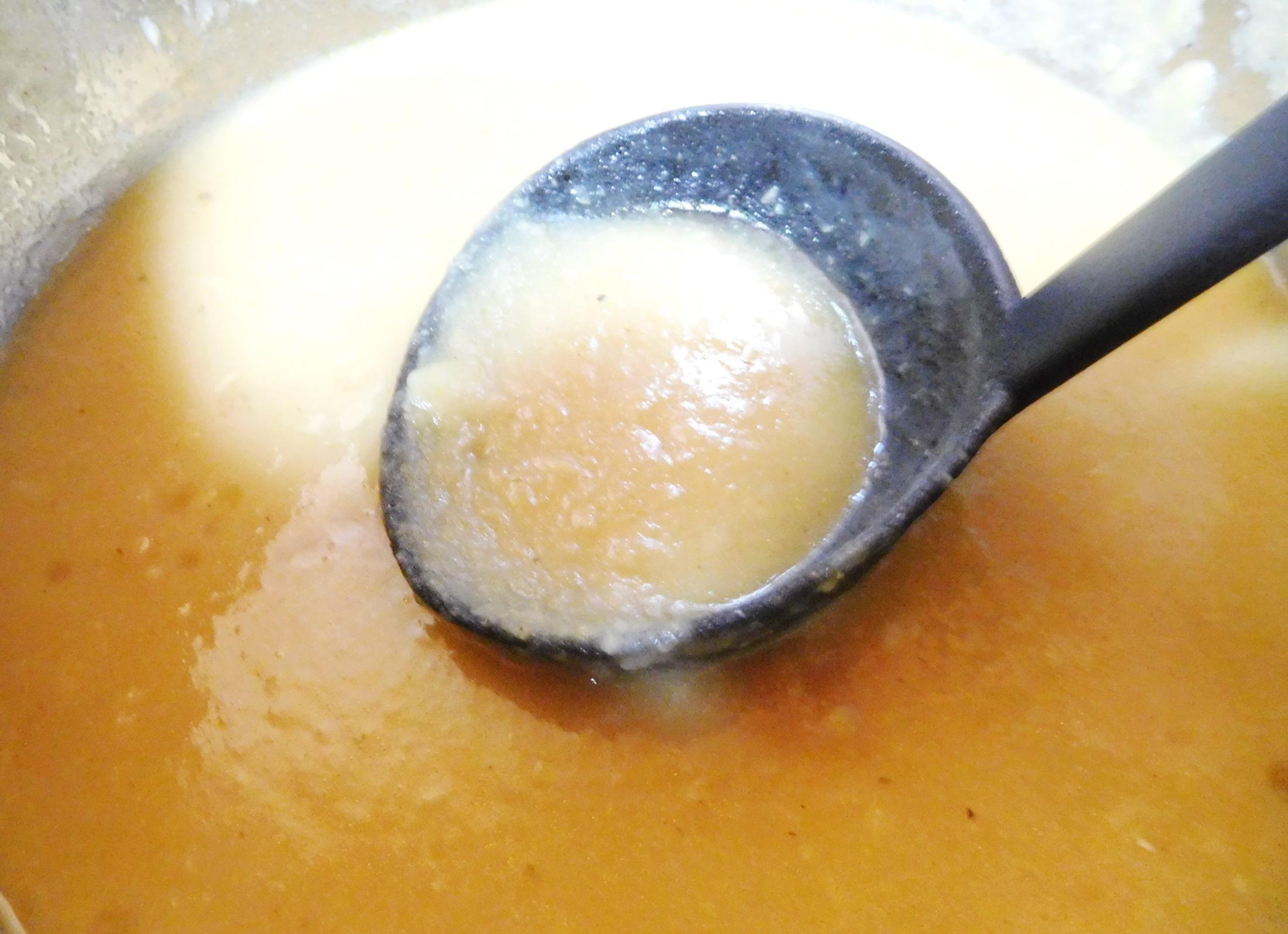 Zimní polévka plná vitamínů