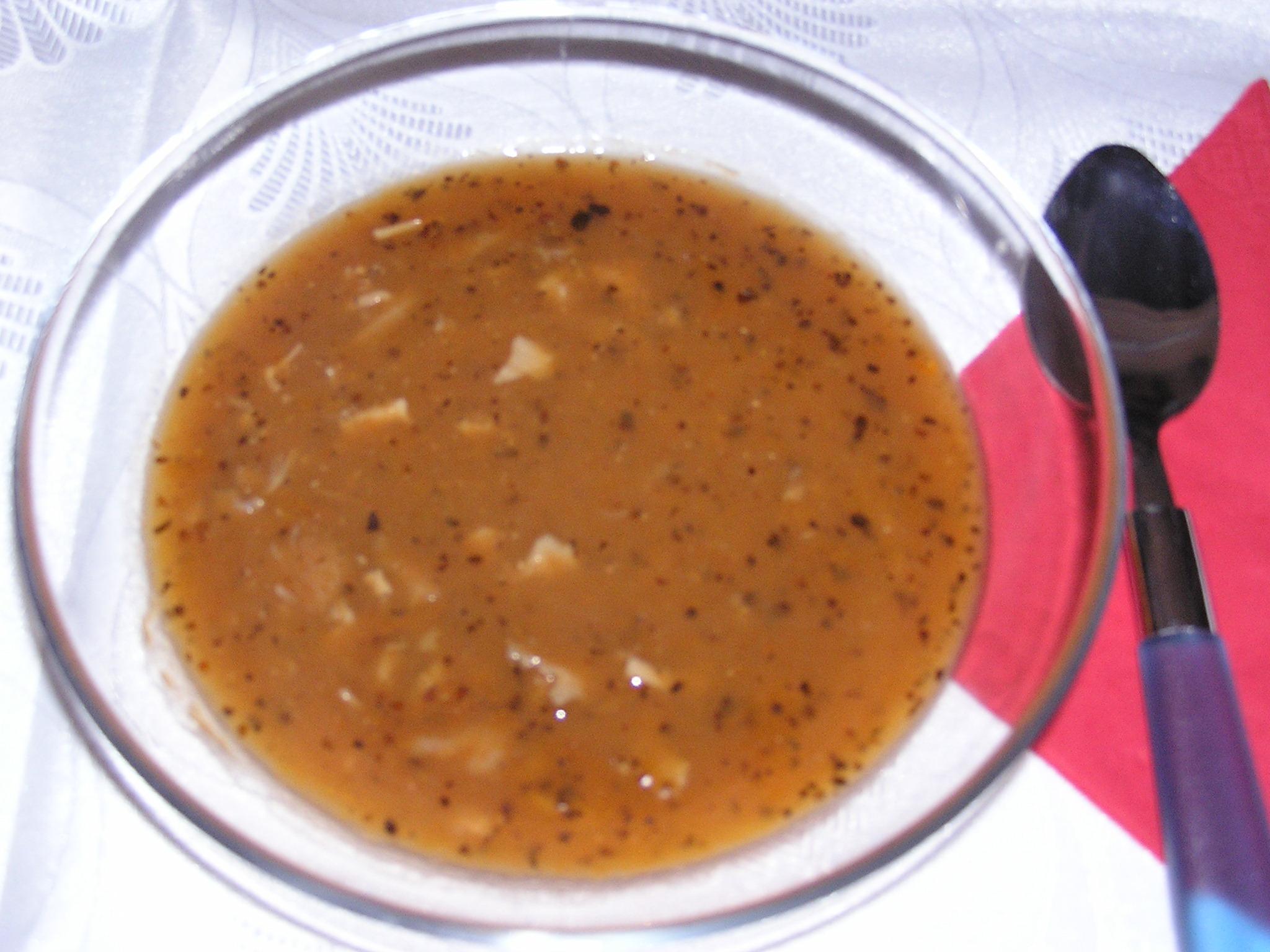 Fotografie receptu: Dejvická dršťková