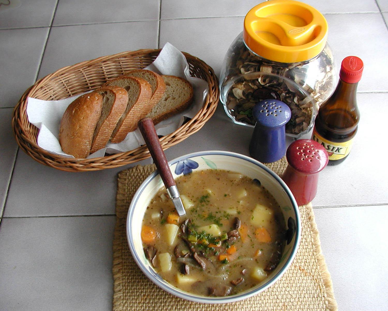 Fotografie receptu: Babiččina bramboračka