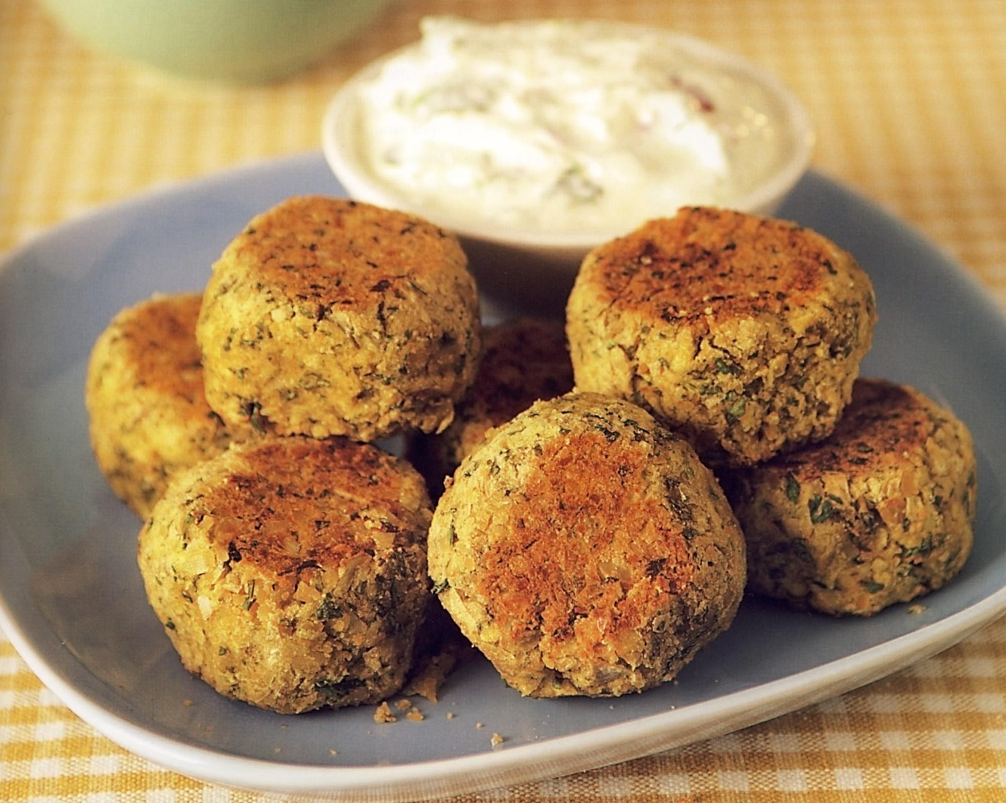 Fotografie receptu: Falafel